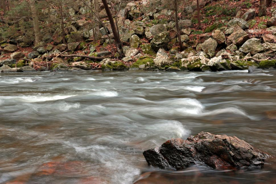 Download Free Stock HD Photo of Rushing Water Online