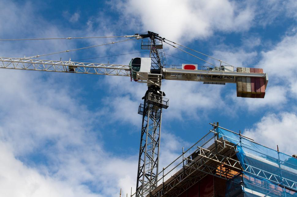 Download Free Stock HD Photo of Crane Online