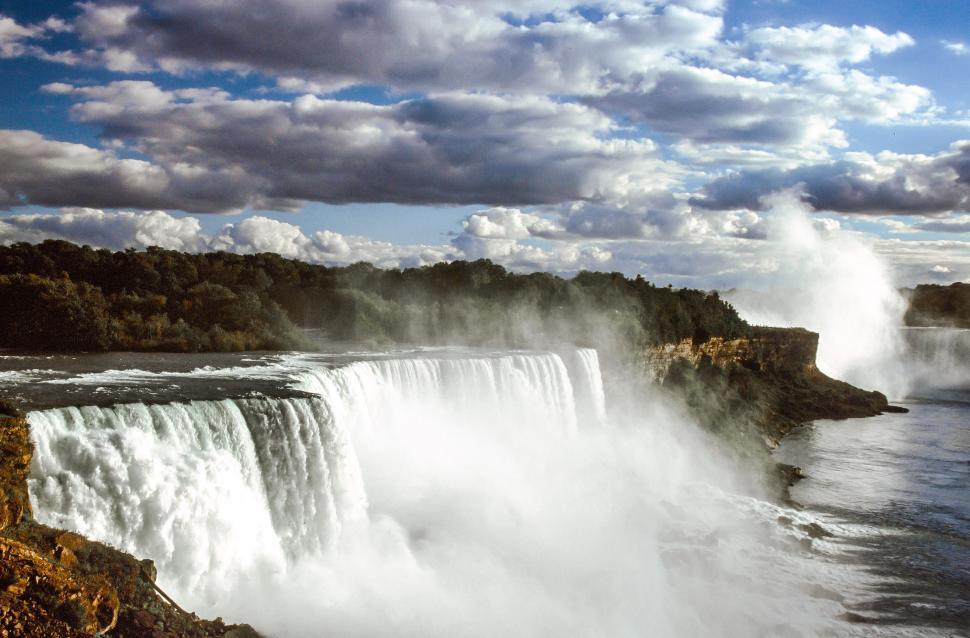 Download Free Stock HD Photo of American Falls - Niagara Falls Online
