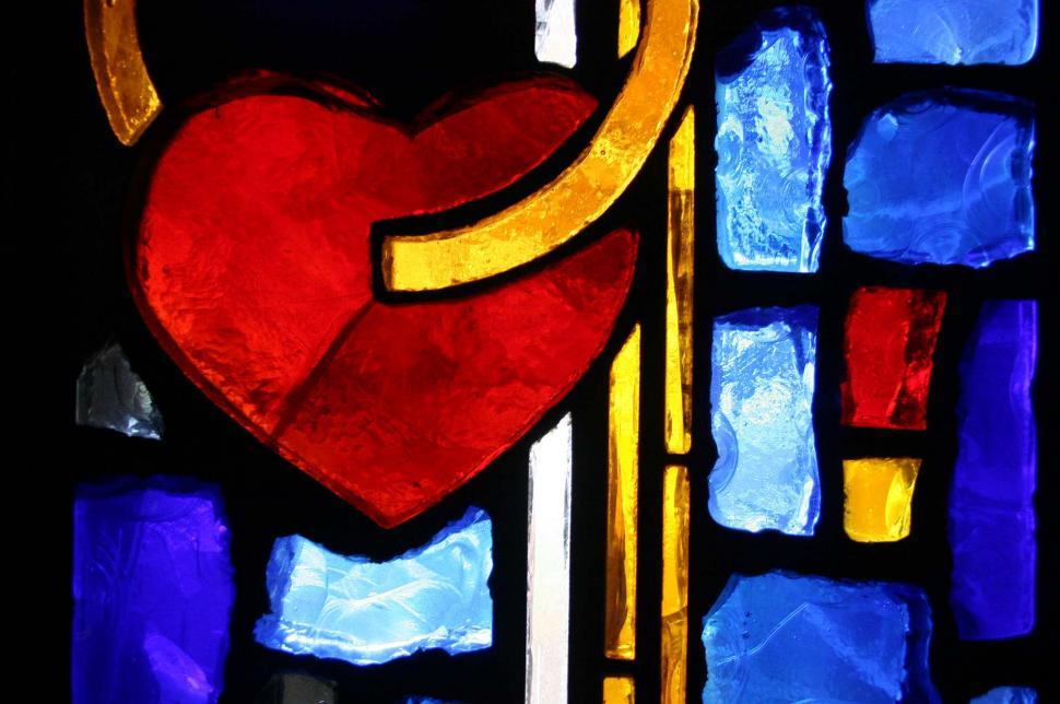 Download Free Stock Photo of Stained Glass