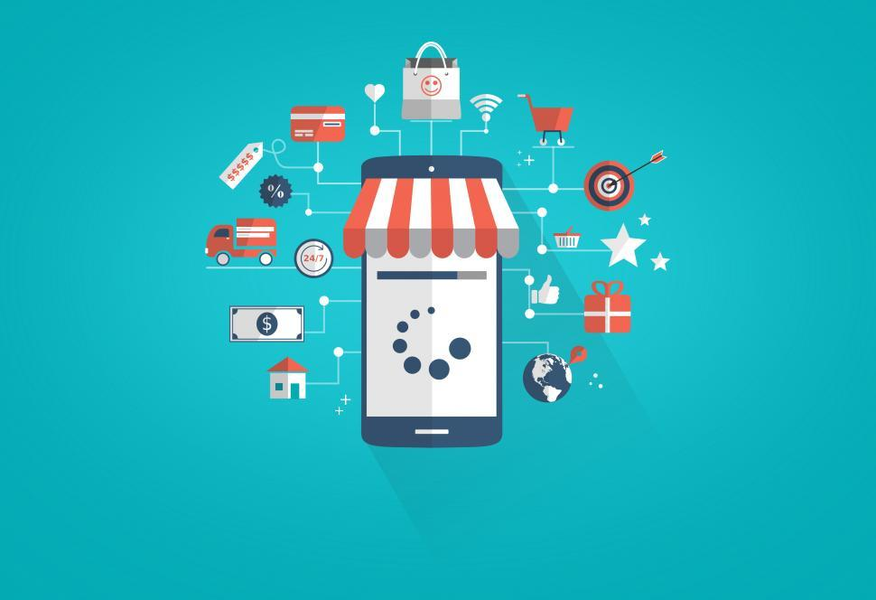 Download Free Stock HD Photo of Online Shopping Concept Online