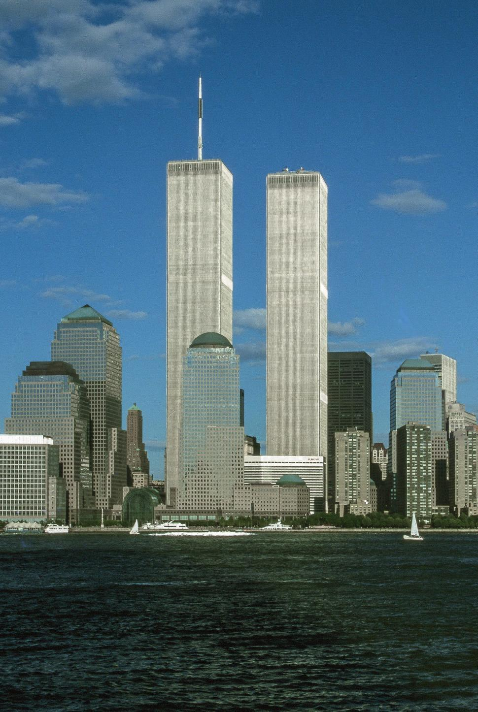 Download Free Stock HD Photo of World Trade Center Online
