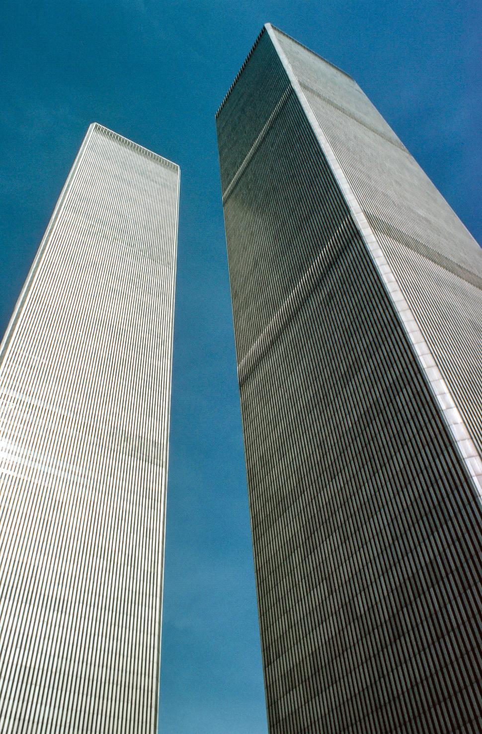 Download Free Stock Photo of World Trade Center