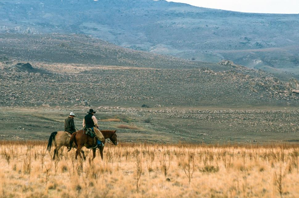 Download Free Stock HD Photo of Two Cowboys Online