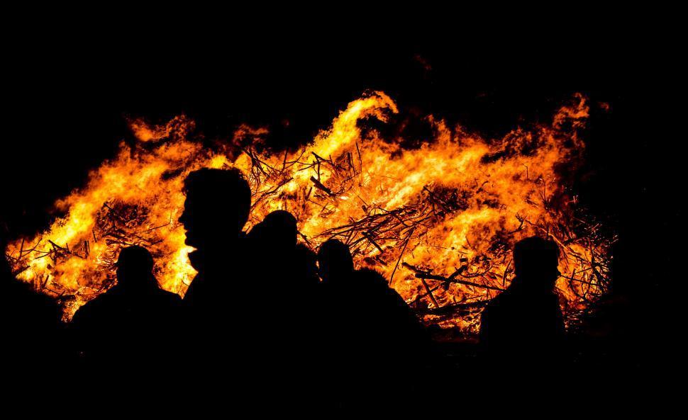 Download Free Stock Photo of turkey fire blaze light flame orange heat black design art texture ball burn pattern wallpaper color glow hot backdrop plasma