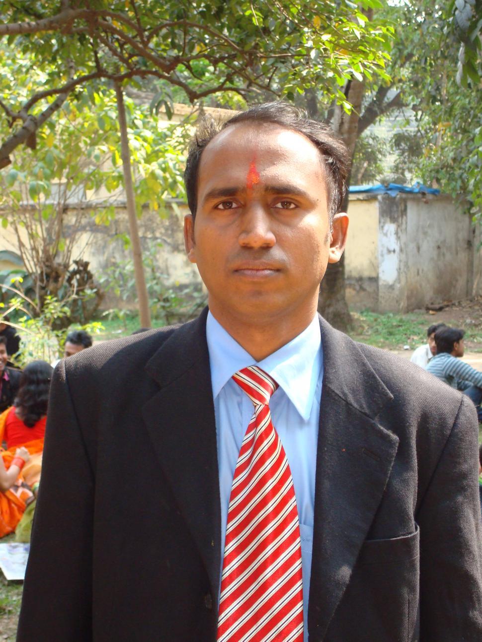 Download Free Stock Photo of Bengali Man