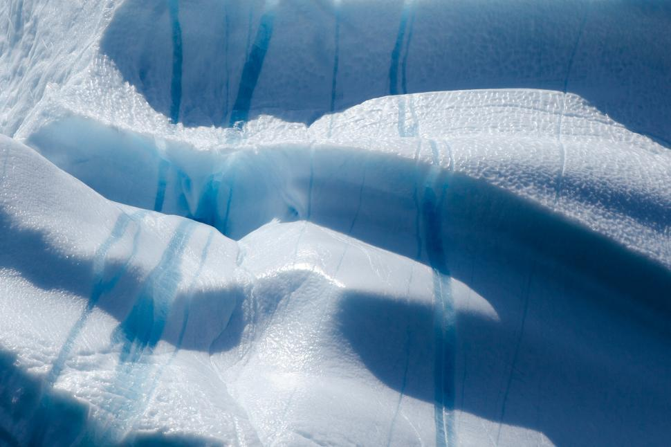 Download Free Stock HD Photo of Iceberg Close-up Details Online