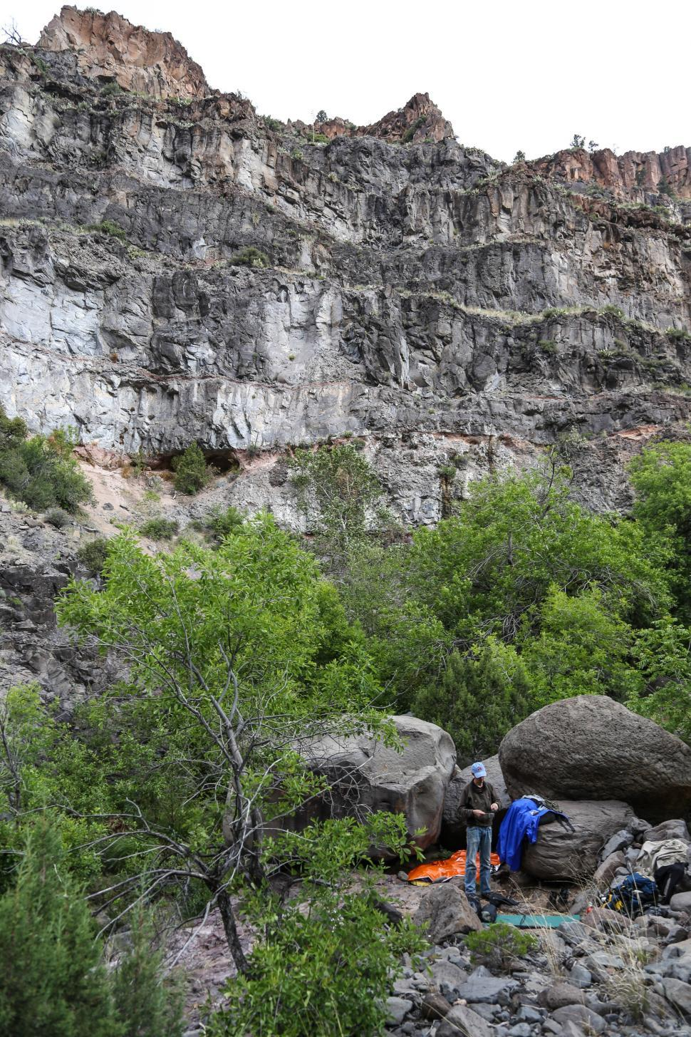 Download Free Stock HD Photo of Steep canyon Online