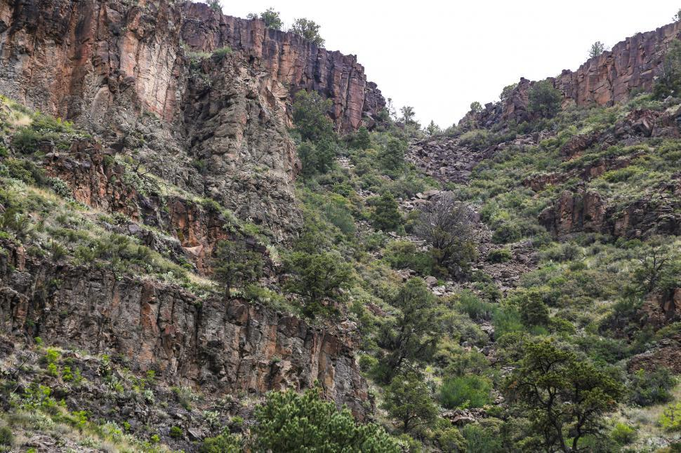 Download Free Stock HD Photo of Rugged canyon walls Online