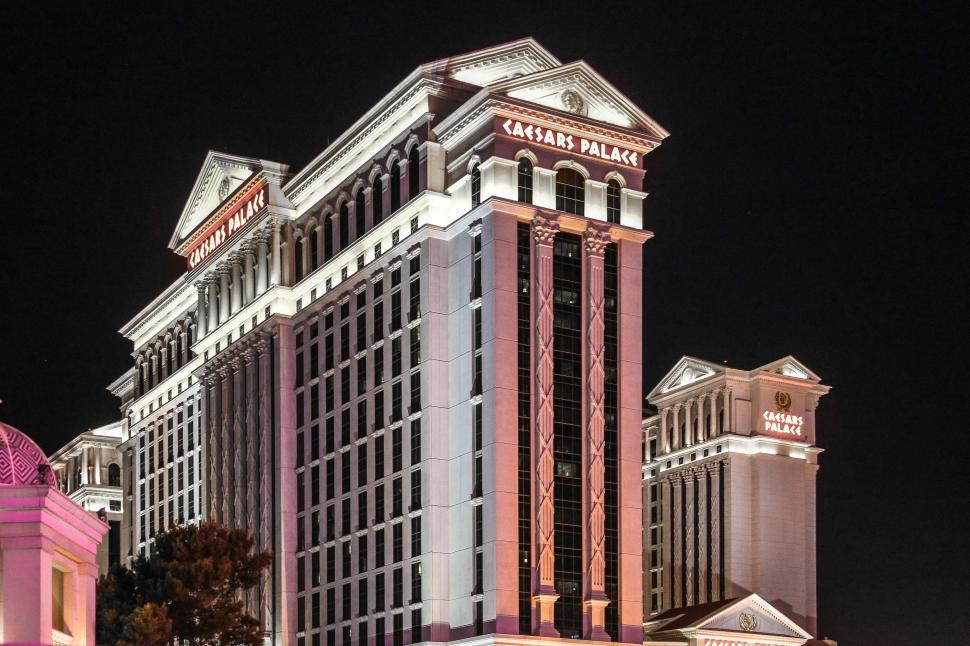 Download Free Stock HD Photo of Caesars Palace Online
