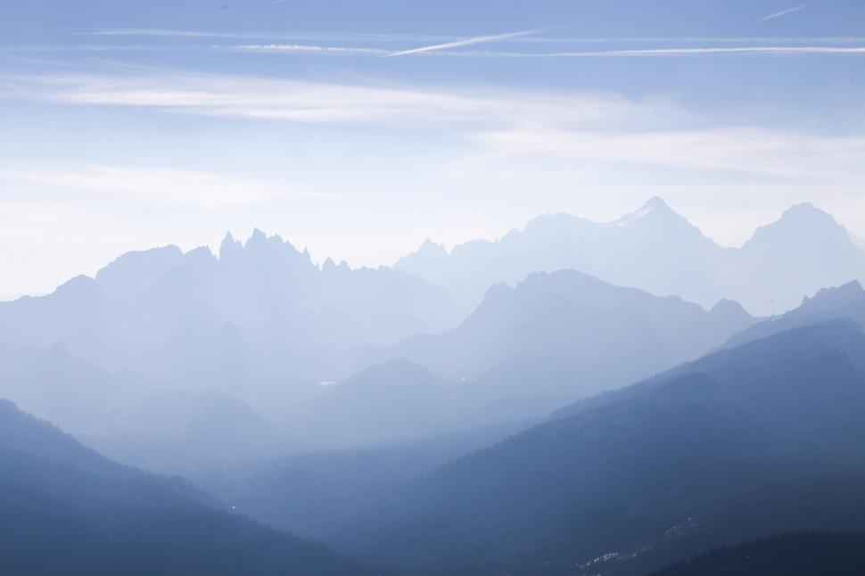 Download Free Stock HD Photo of Minarets and other mountains Online