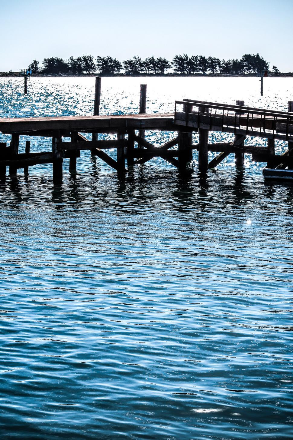 Download Free Stock HD Photo of Pier in California Online
