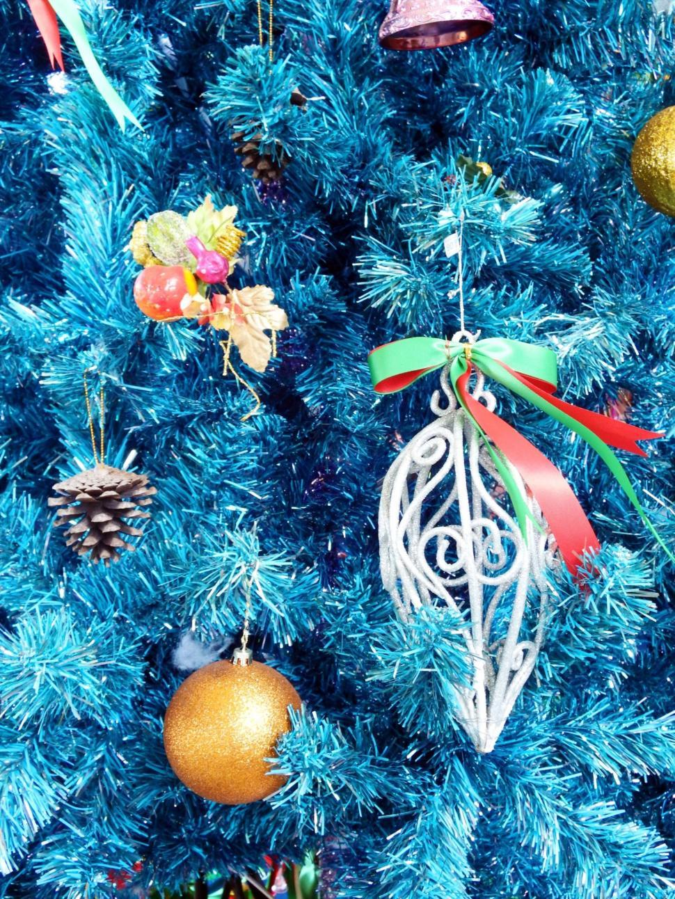 Download Free Stock HD Photo of Christmas tree decorations  Online