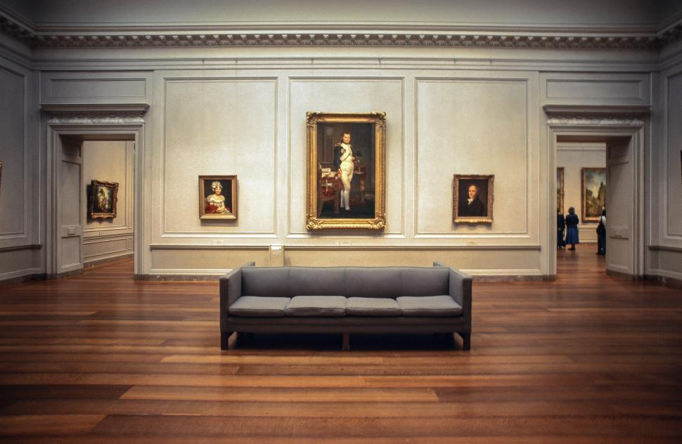 Download Free Stock HD Photo of Natinoal Art gallery in Washington DC Online