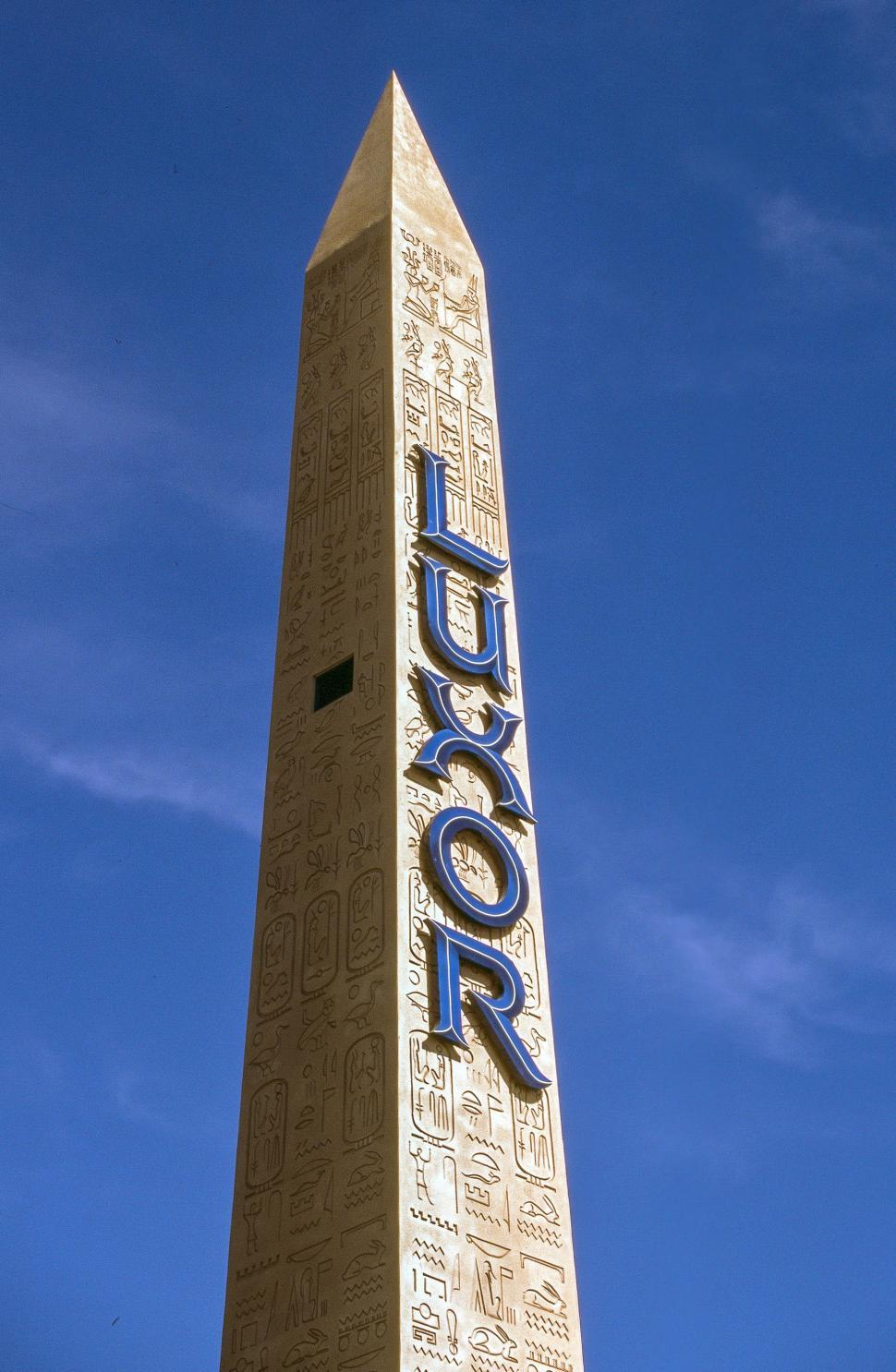 Download Free Stock HD Photo of Luxor Las Vegas Online