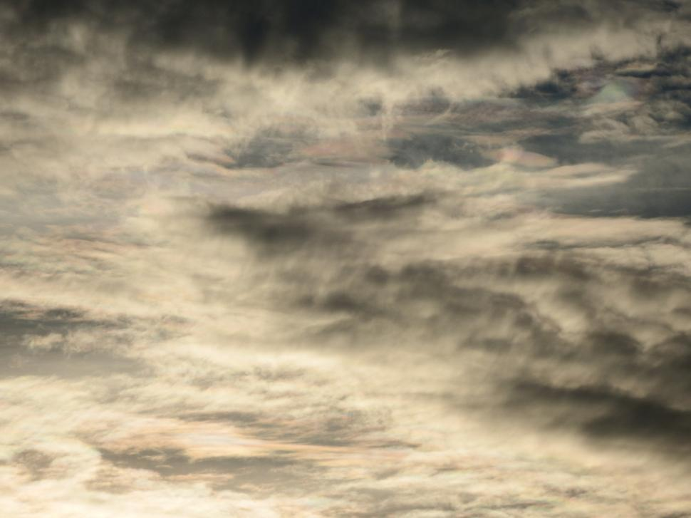Download Free Stock Photo of Clouds in Sky