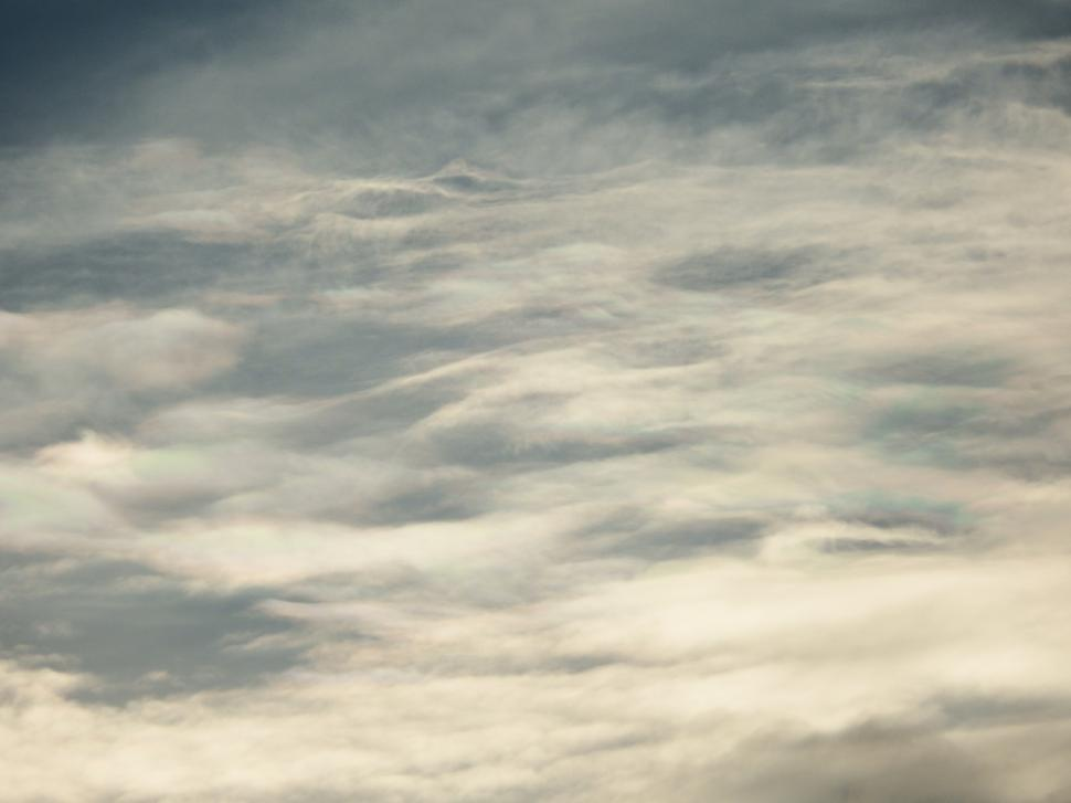 Download Free Stock Photo of Thin Clouds