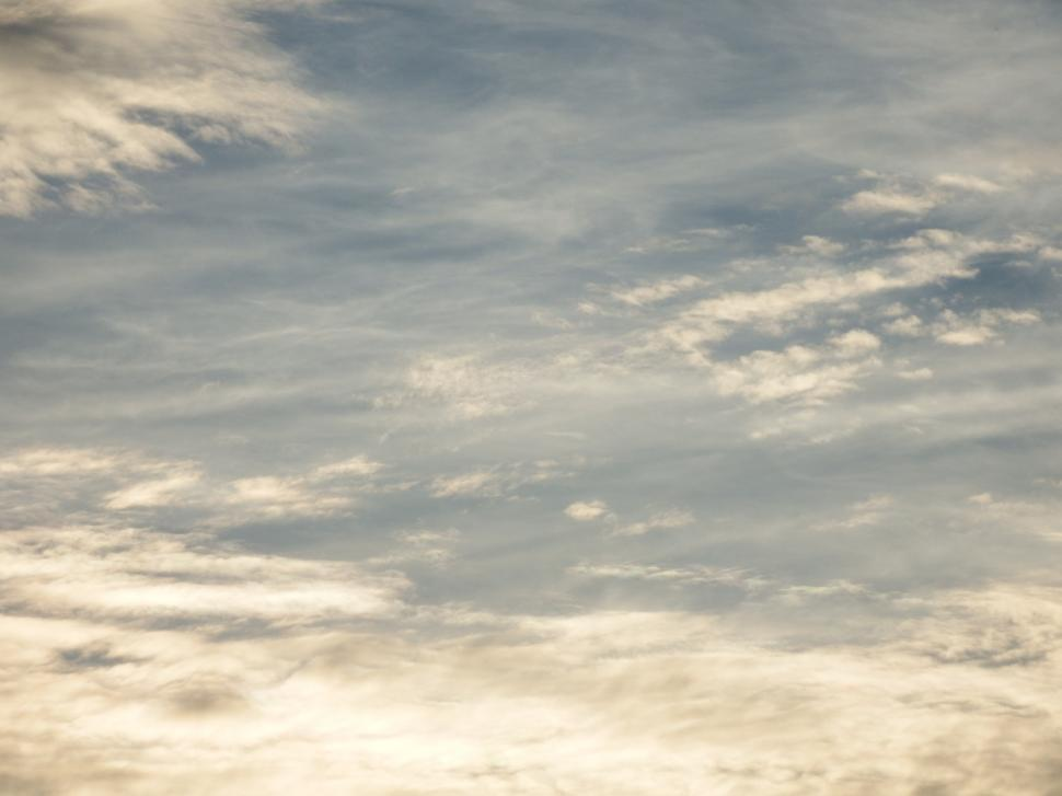 Download Free Stock Photo of Light Clouds