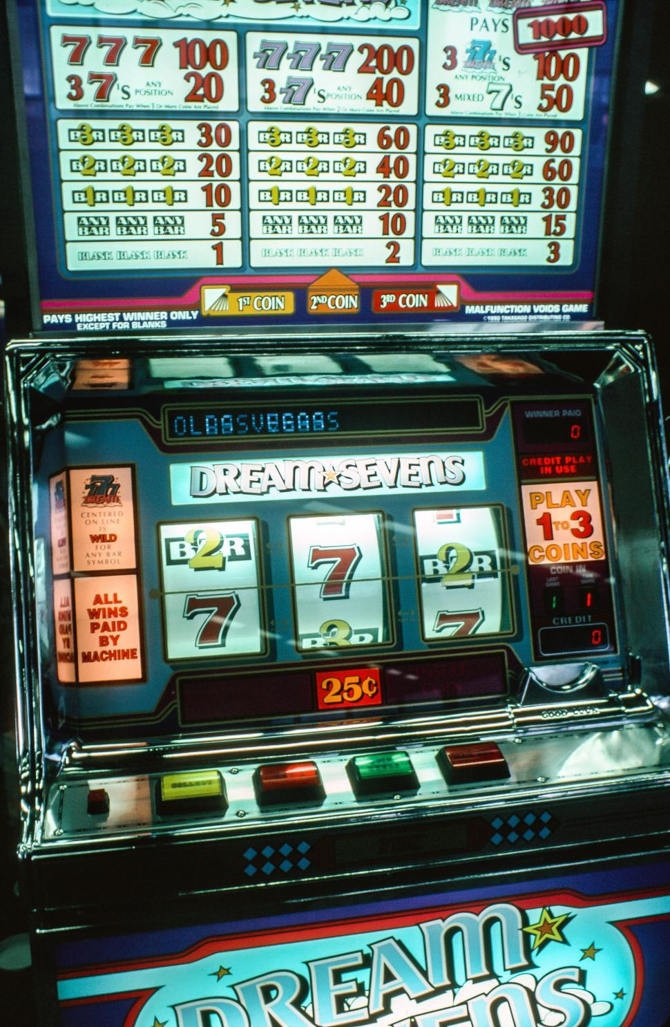 Download Free Stock HD Photo of Slot machine Online