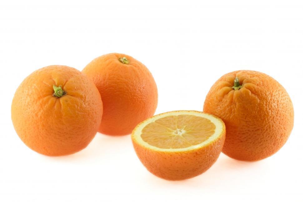Download Free Stock Photo of Malta Orange