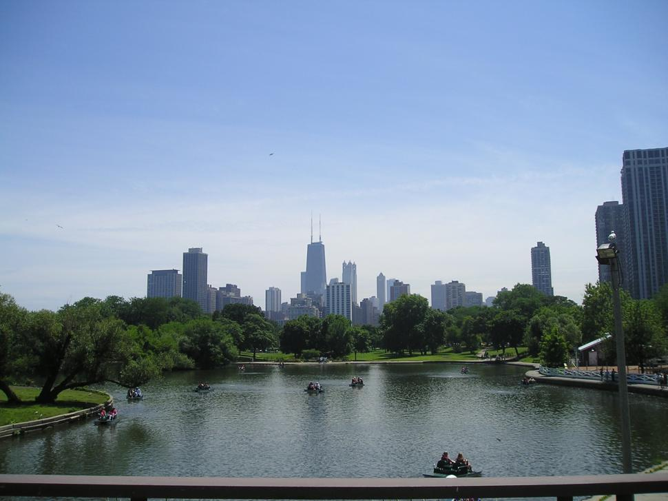 Download Free Stock Photo of Chicago