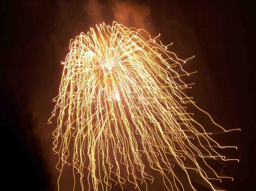 Download Free Stock Photo of Fireworks 2