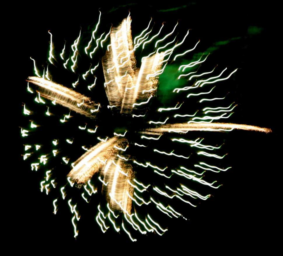 Download Free Stock Photo of Fireworks Lighting