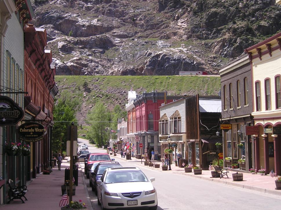 Download Free Stock HD Photo of Georgetown, CO Online