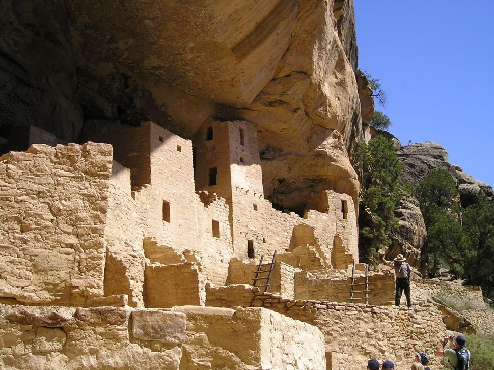 Download Free Stock Photo of Mesa Verde, CO