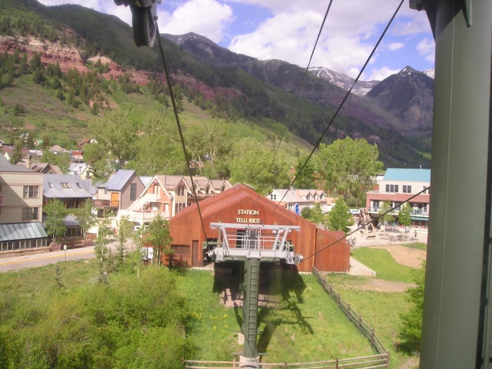 Download Free Stock Photo of Telluride - Mountain Village