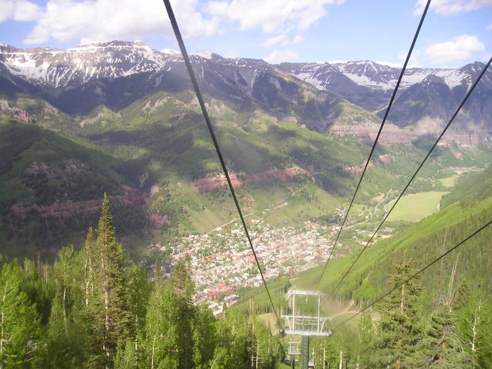 Download Free Stock HD Photo of Telluride -Mountain Village Online