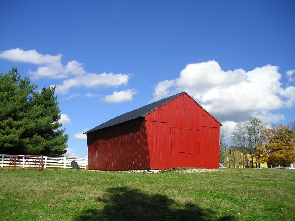 Download Free Stock HD Photo of Barn Online