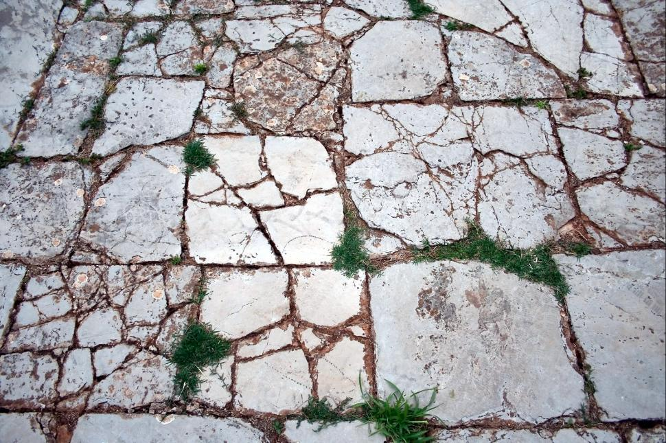Download Free Stock Photo of Ancient pavement