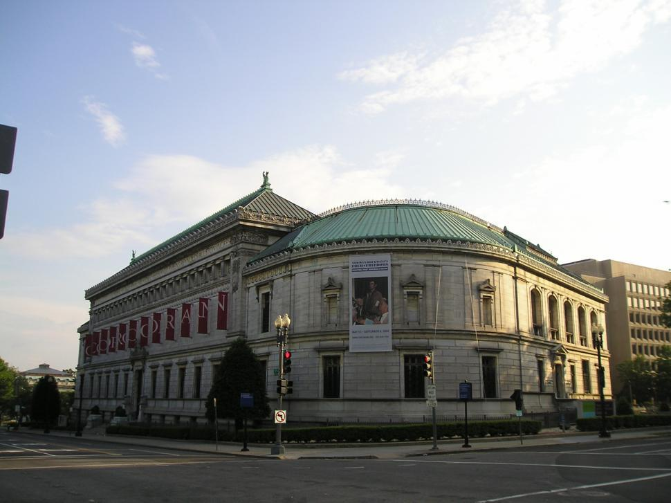 Download Free Stock Photo of Corcoran Art Gallery