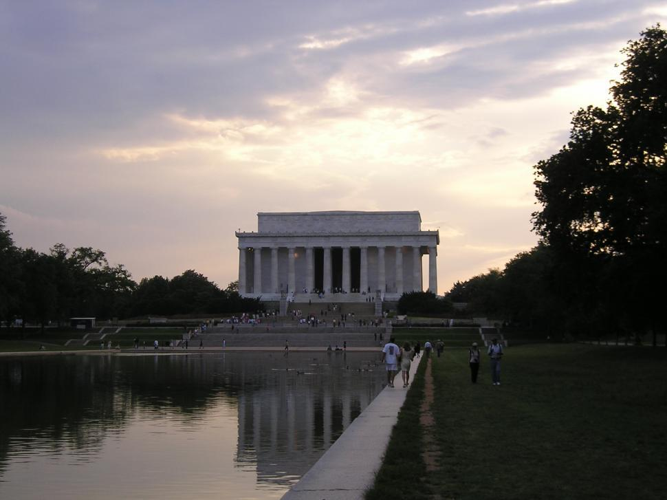 Download Free Stock HD Photo of Lincoln Memorial Online