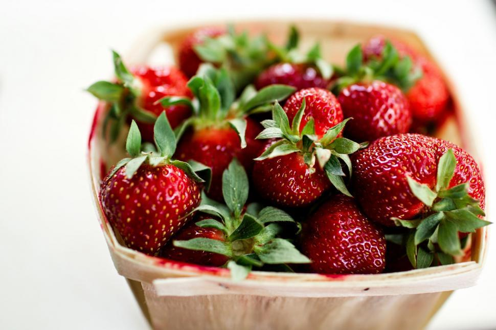 Download Free Stock Photo of Food & Drink berry strawberry fruit edible fruit food strawberries produce diet sweet juicy dessert fresh healthy tasty ripe delicious organic freshness berries vitamin snack nutrition summer health close vegetarian fruits refreshment eat eating closeup raw leaf natural