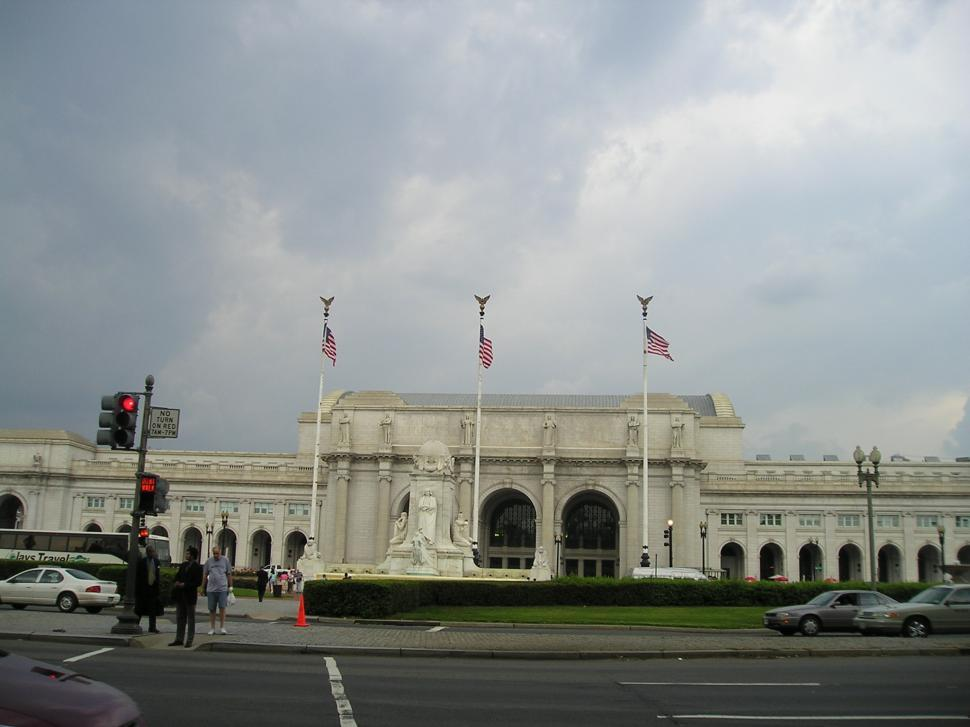 Download Free Stock HD Photo of Union Station Online