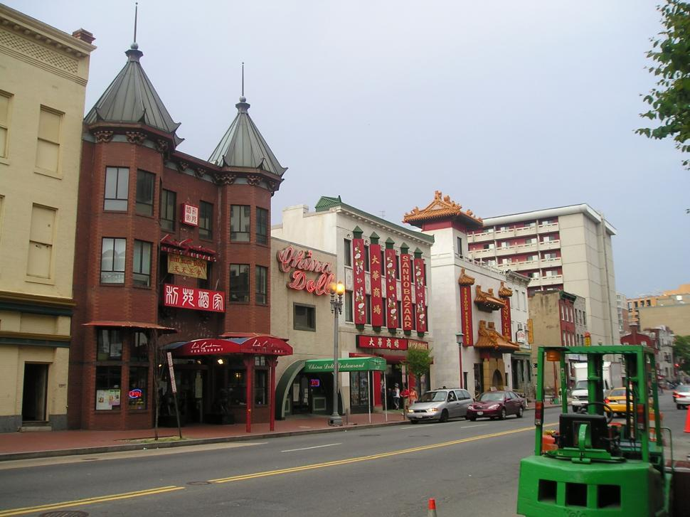 Download Free Stock Photo of Chinatown