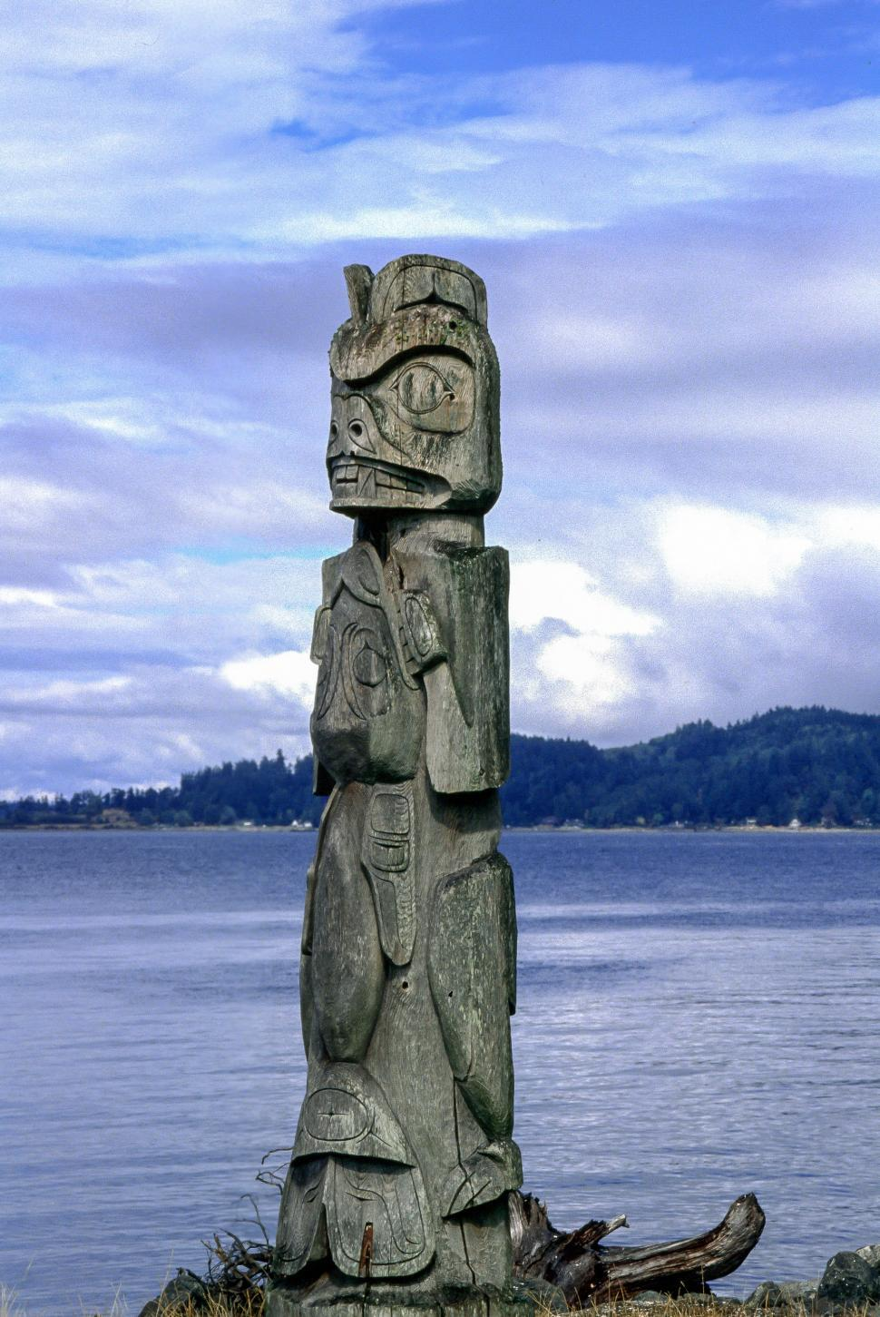 Download Free Stock Photo of Totem Pole