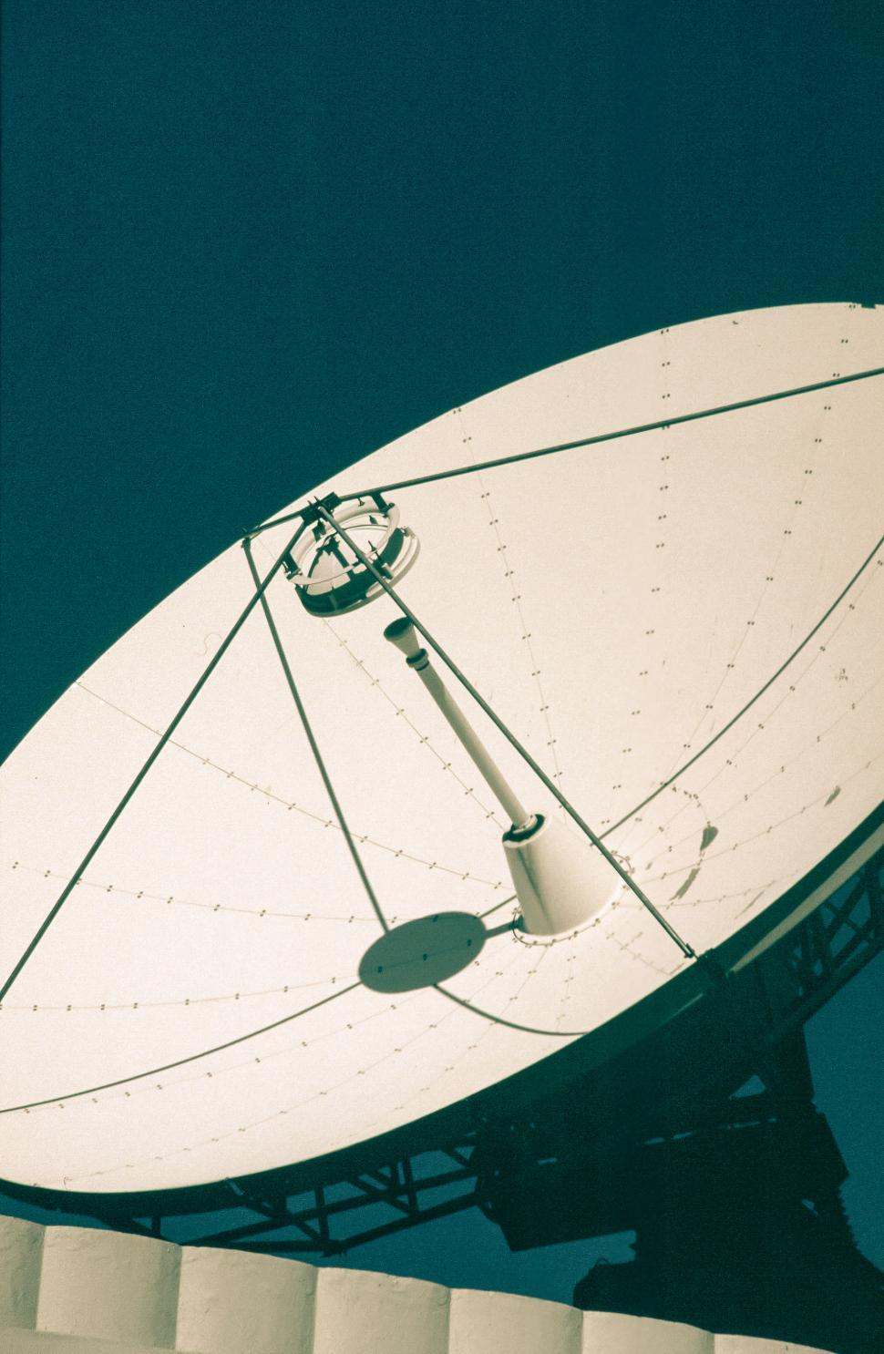 Download Free Stock Photo of Satellite Dish