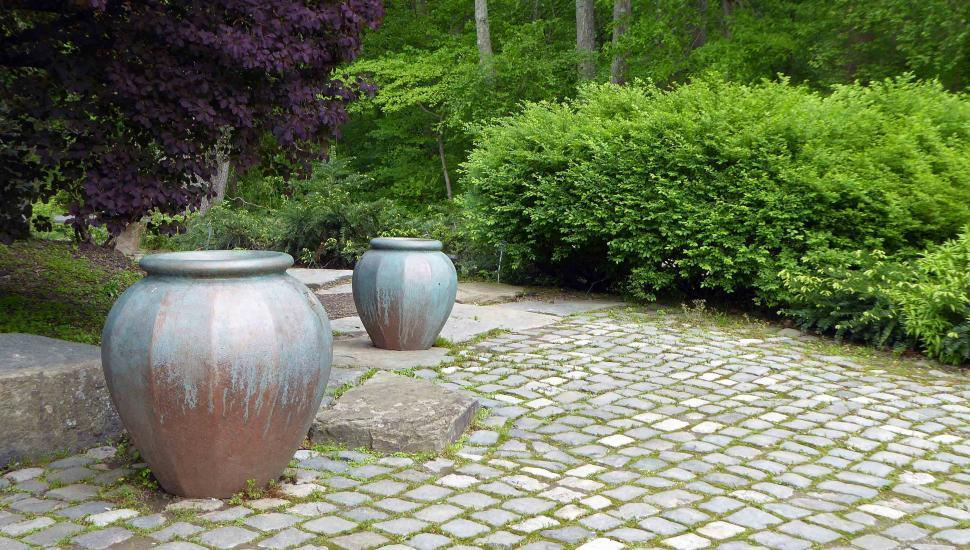 Download Free Stock HD Photo of Garden Pots Online