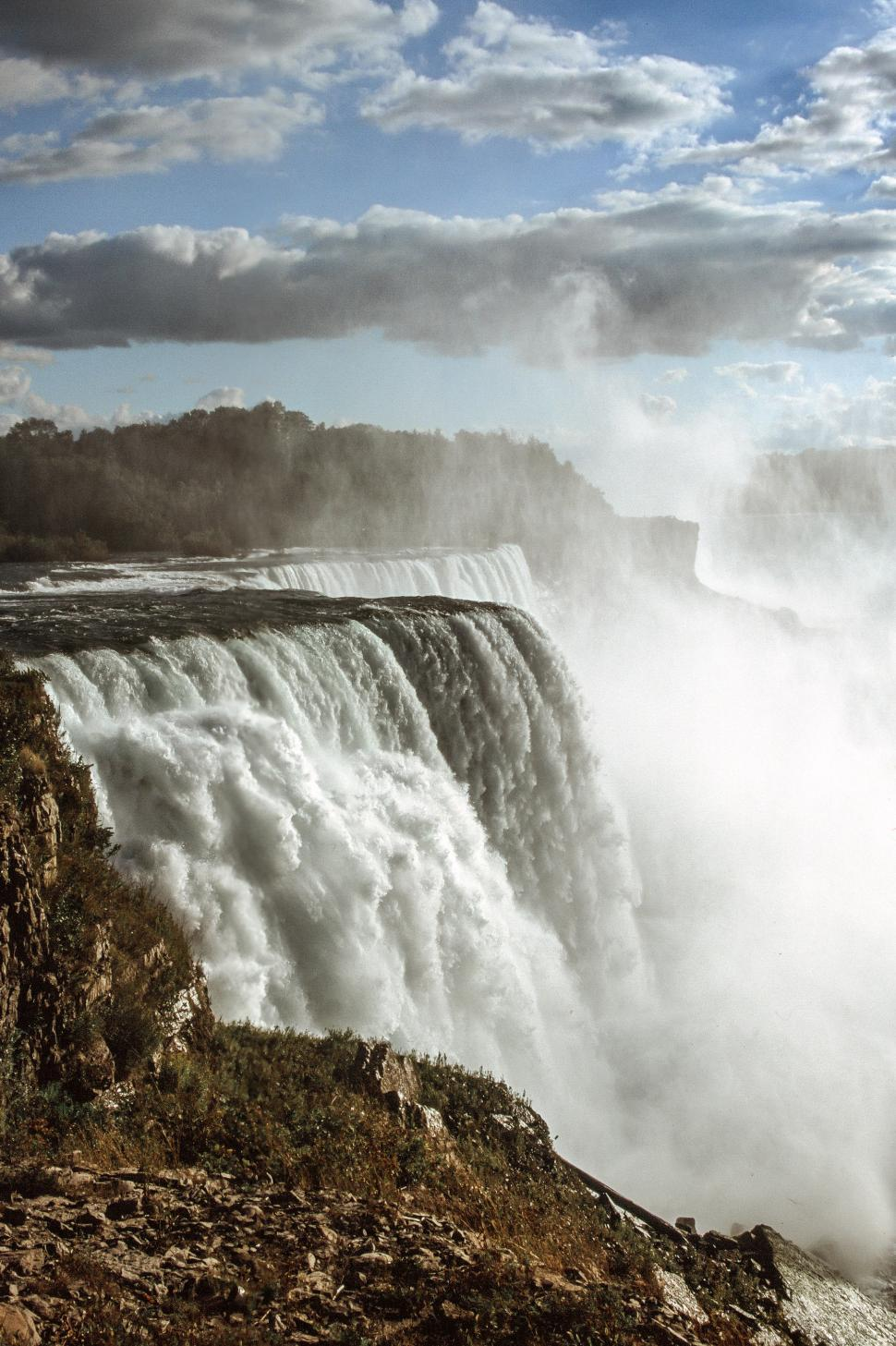 Download Free Stock HD Photo of American Falls at Niagara Falls Online