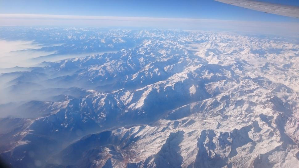 Download Free Stock HD Photo of French Alps  Online