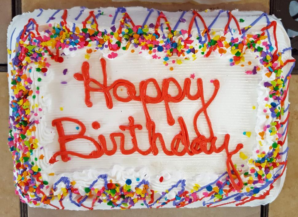 Download Free Stock HD Photo of Birthday Cake Online