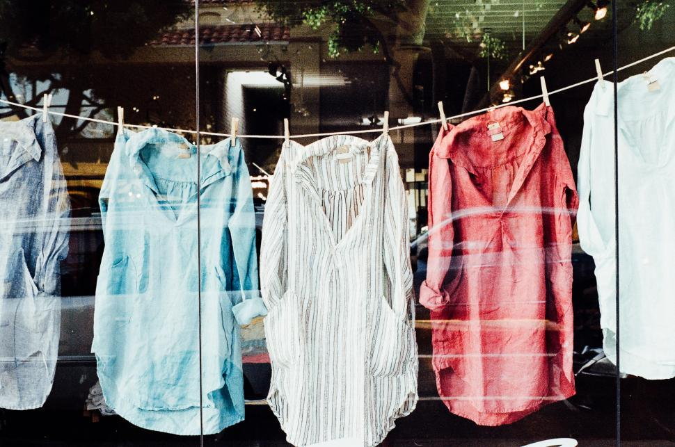 Download Free Stock Photo of vestment gown outerwear clothing boutique