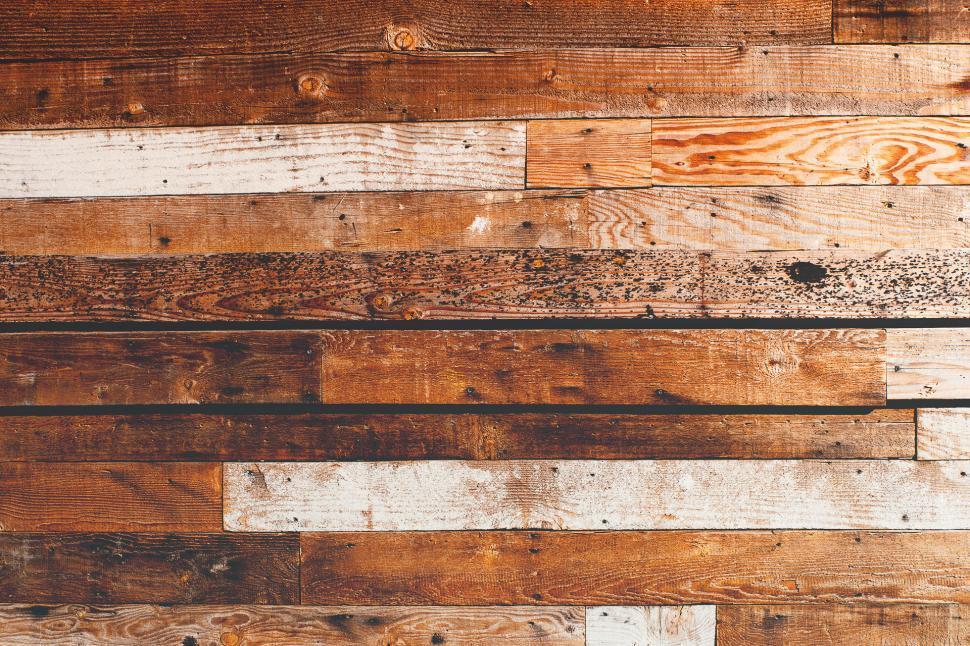Download Free Stock Photo of Wooden floor texture