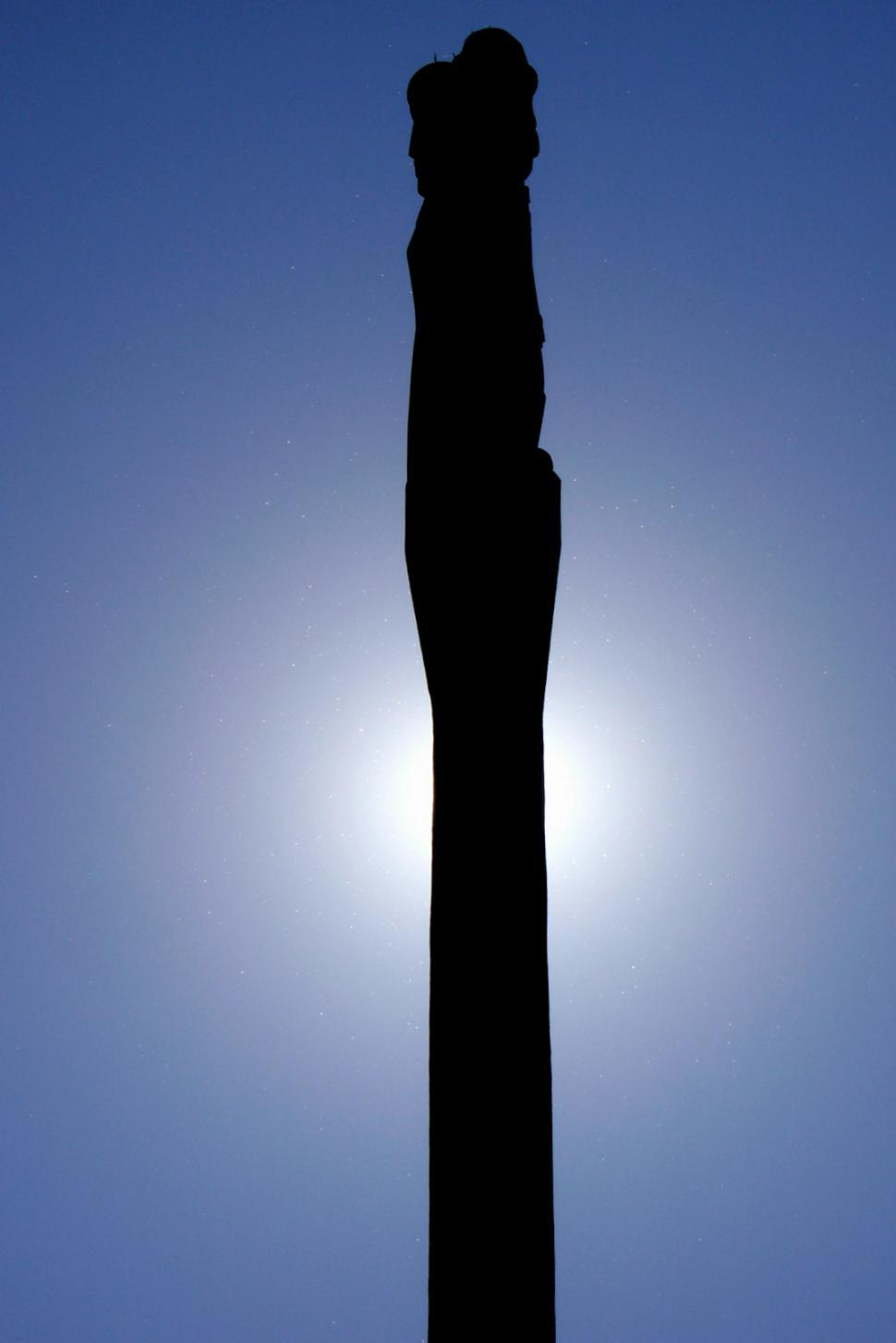 Download Free Stock Photo of Seattle Totem Pole near Pike Street