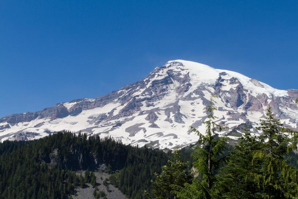 Download Free Stock Photo of Mountain