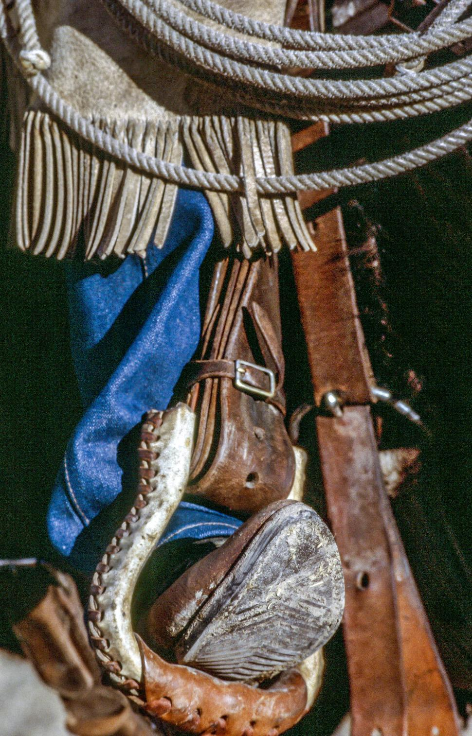 Download Free Stock Photo of Step-Up Stirrup