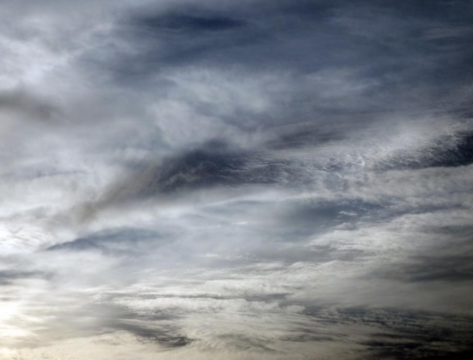 Download Free Stock Photo of Cloudy Stormy Sky